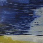Midnight Blue 16 X 16