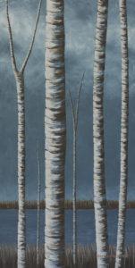 Barbara's Birches