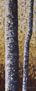 Fall Wood 40 X 16